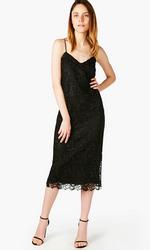 Платье-комбинация