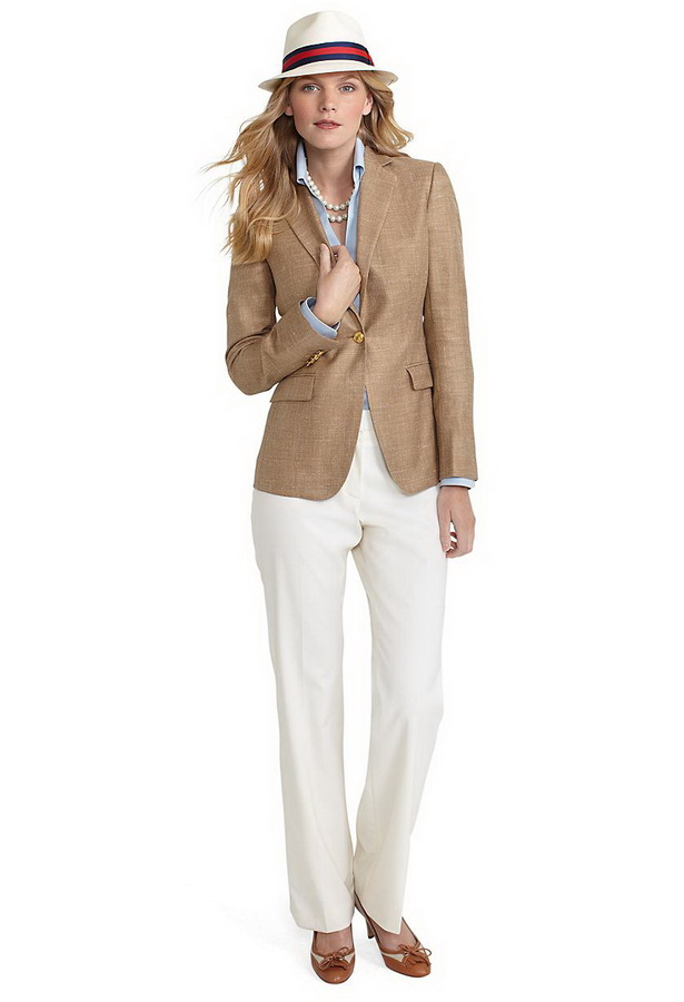 1a692bdf870 Мужской стиль в женском гардеробе. Оставаться женщиной