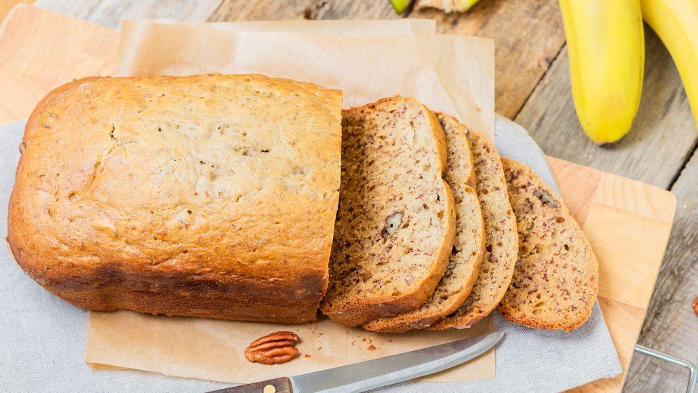 Сладкий домашний хлеб в хлебопечке