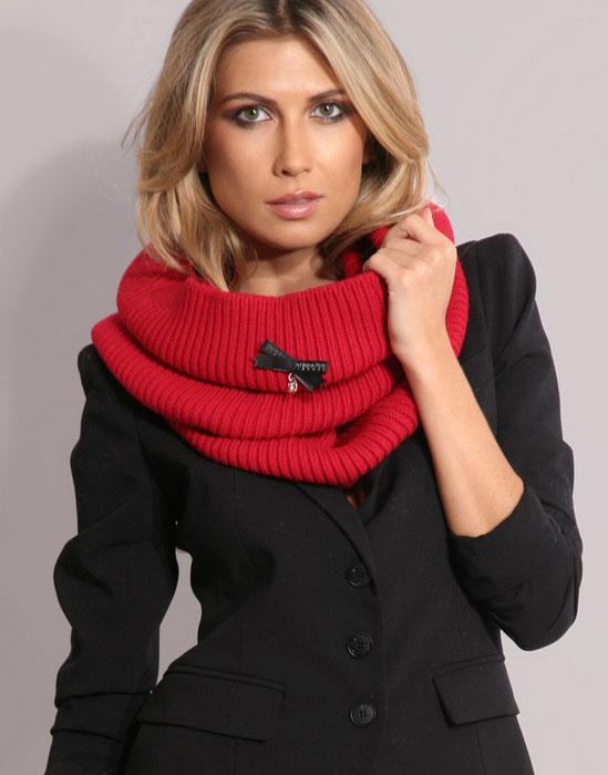 схема узоров для вязания шарфа хомута - Выкройки одежды для детей и...