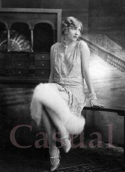 Стиль 20-х годов создавался в знаменитых домах высокой моды того времени  «Поль Пуаре», «Жан Пату», «Шанель», «Ланвен», «Люсьен Лелонг», «Жан Рени»,  «Роша», ... 414802cbcc3