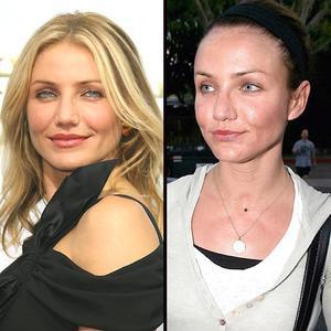 Фото актрисы без макияжа