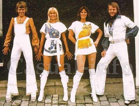 Мода 70-х. Десятилетие свободы и эклектики