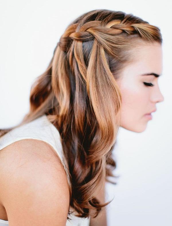Простые плетения кос своими руками