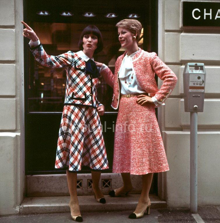 Мода 1977 года фото