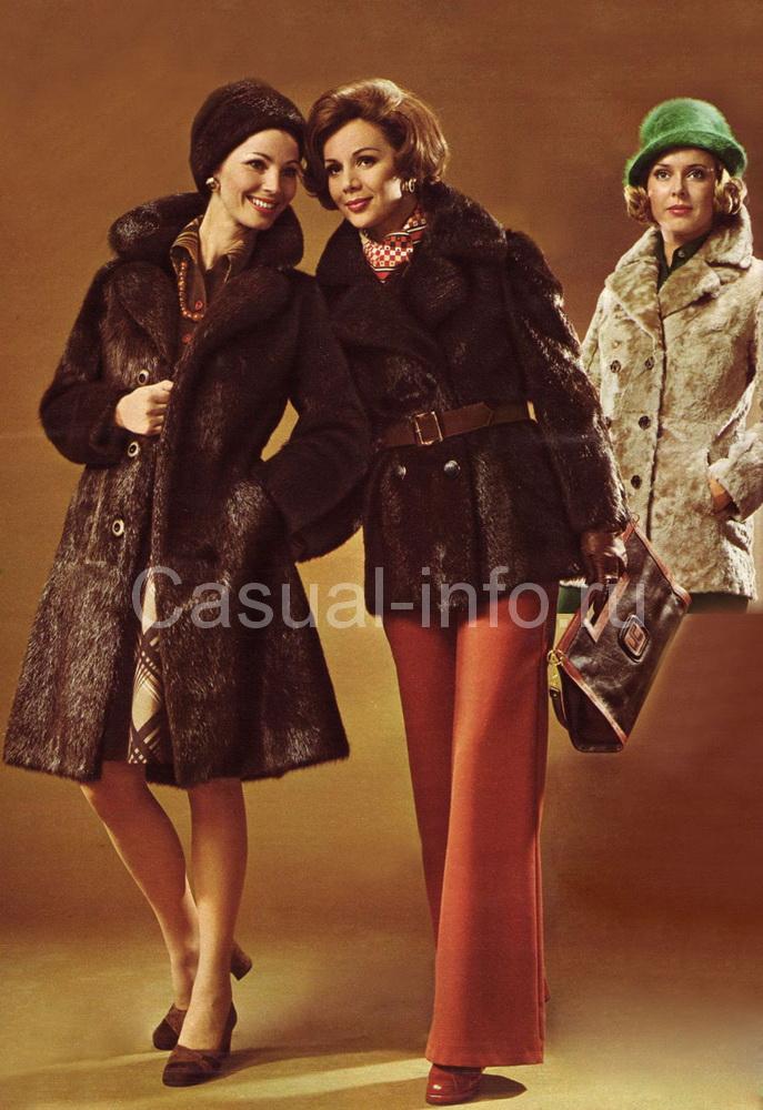 Мода семидесятых годов фото