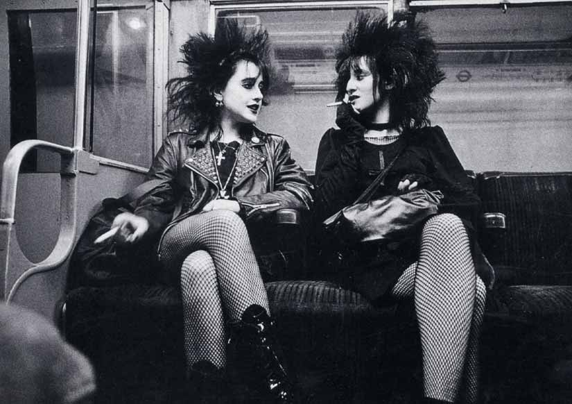 a description of punk which began in britain in the 1960 Punk began as a set of ideas espoused as henry shows, the new york underground rock scene profoundly influenced british punk and the later.