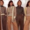 Брючная мода, журнал Vogue Италия, 1973 год