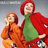 Мода на водолазки. Журнал L'Officiel 1973 год