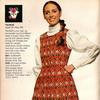Мода на водолазки. Журнал Vogue Великобритания, 1972 год