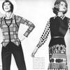 Журнал Vogue США 1972 год