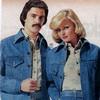 Джинсовая мода 1970-х