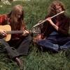 Стиль хиппи Англия 1970-е