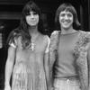 Сони и Шер стиль хиппи 1970-е