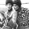 Мода на трикотаж Журнал Vogue Великобритания, 1972 год