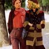 Мода на трикотаж Журнал Vogue Италия, 1973 год