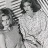 Фольклорный стиль 1970-х. Журнал Vogue Париж 1975 год