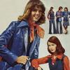 Мода 1970-х. Комплекты, 1972 год