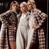 Мода 1970-х. Сочетание мини и макси, журнал Vogue, Италия, 1970 год