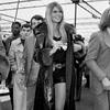 Мода 1970-х. Брижит Бардо. Сочетание мини и макси, 1972 год