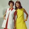Платье с туникой, 1970 год