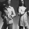 Мода 1970-х. Туники. Журнал Vogue Великобритания, 1970 год