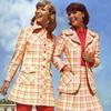 Мода 1970-х. Обувь на платформе 1973 год