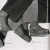 Модная обувь 1970-х. Журнал Vogue Италия, 1973 год