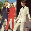Брючная мода, 1970 год