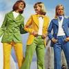 Брючная мода, 1973 год