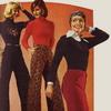 Брючная мода, 1974 год