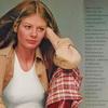 Брючная мода, журнал Vogue Великобритания, 1970 год