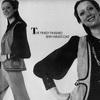 Брючная мода, журнал Vogue Великобритания, 1971 год