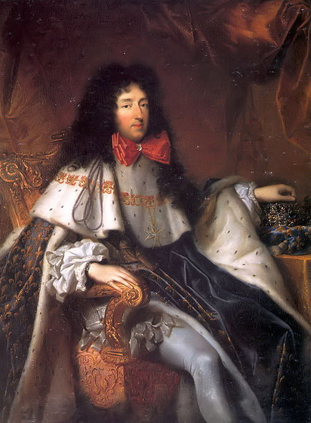 the ruling of the french king louis xiv During the entire time during his reign, louis xiv was building the palace at versailles he took his father's old hunting lodge and turned it into the greatest french masterpiece in.