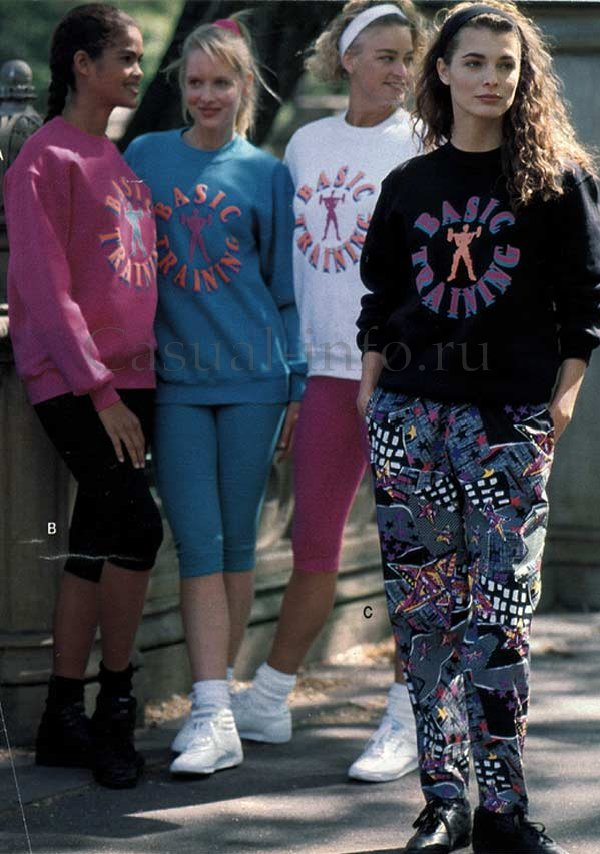 Что было модно в 1995 году