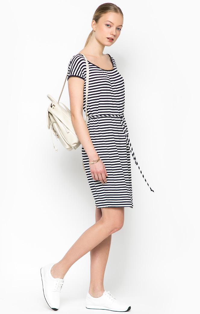 Платье в морском стиле купить