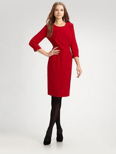 Платья для офиса: цветовая гамма, фасоны, модели.