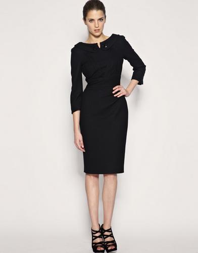 платья для офиса 2012 фотки | Модные недорогие шмотки и бижутерия
