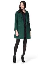 Зеленая осенне-зимняя палитра