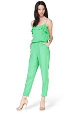 Зеленые весенне-летние цвета
