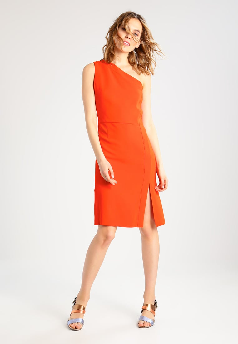 Сшить летнее платье с открытым плечом фото 824