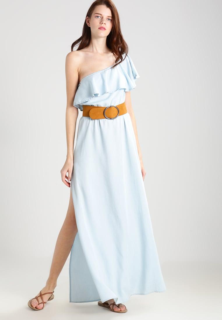 Сшить летнее платье с открытым плечом фото 256