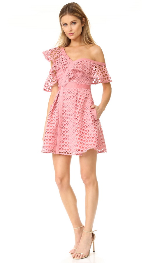 Сшить летнее платье с открытым плечом фото 753
