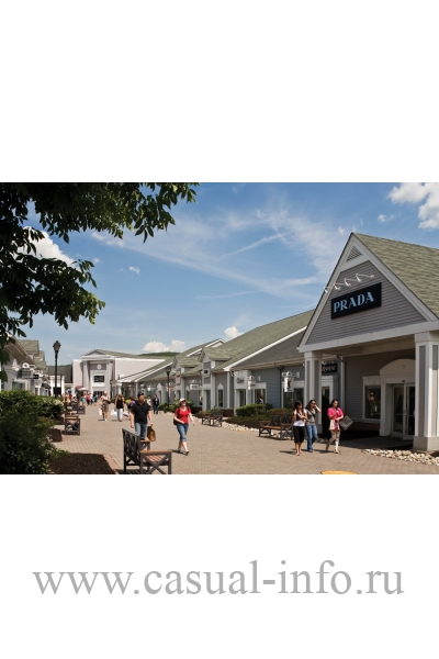 Woodbury Common Premium Outlets США