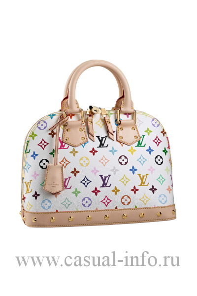 Louis Vuitton сумка Alma, ткань Multicolore Monogram